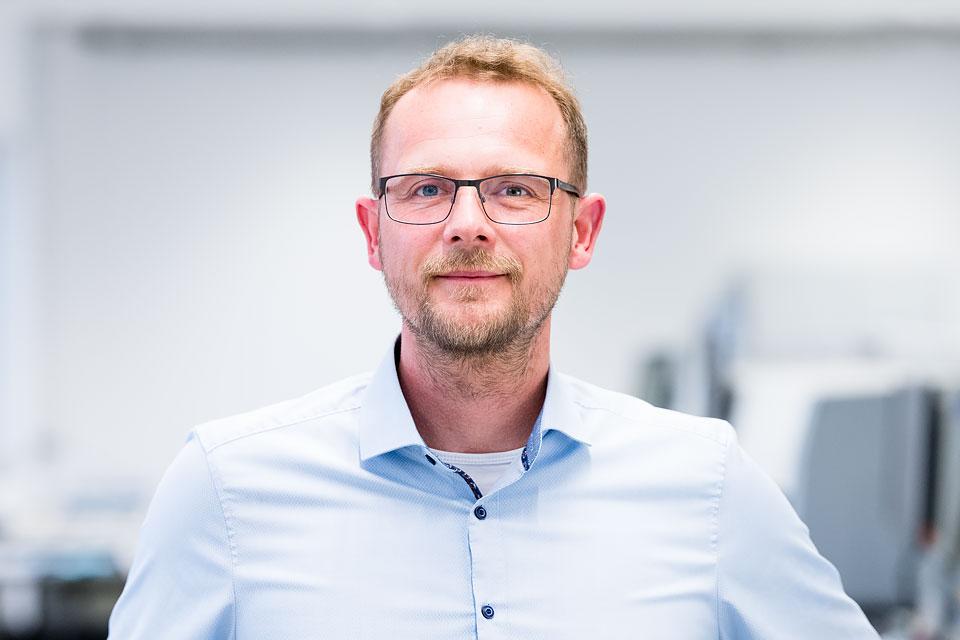 Christoph Sesterhenn Swistec EMS