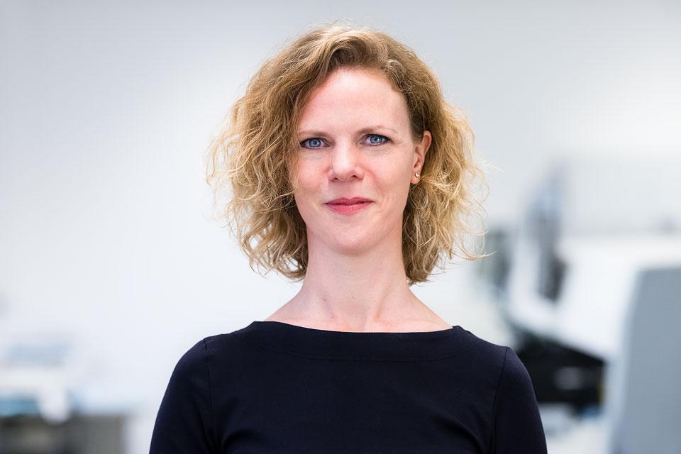 Nicole Büllesfeld Swistec EMS
